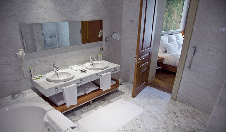 Marble Bathroom | Luxury Hotel | Istanbul