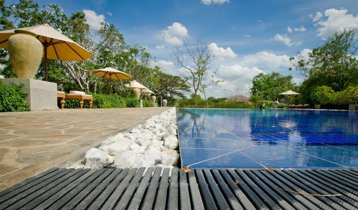 pool at ulagalla