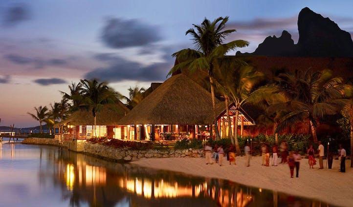 Luxury Holiday | Bora Bora | Four Seasons