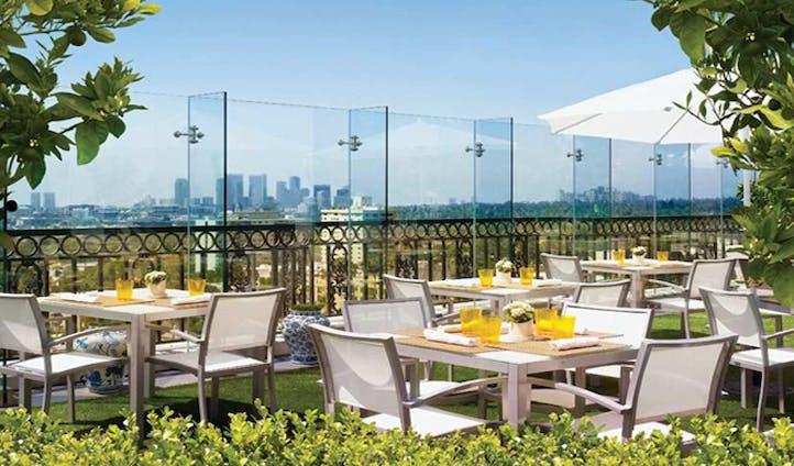 Luxury hotel | London West Hollywood