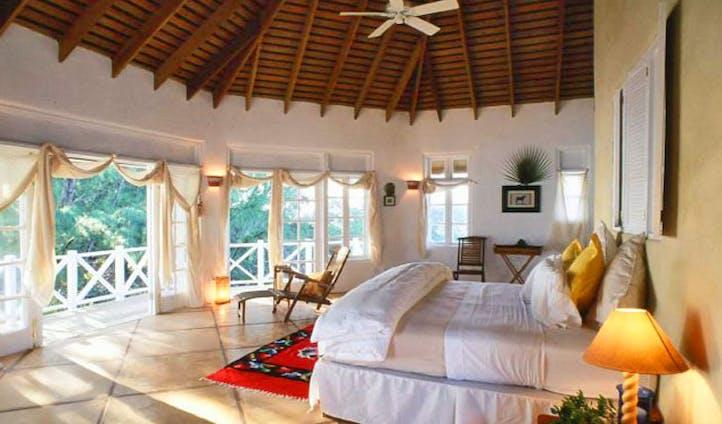 Kamalame Cay Bedroom