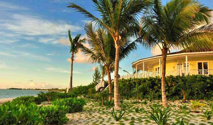Kamalame Cay Exterior