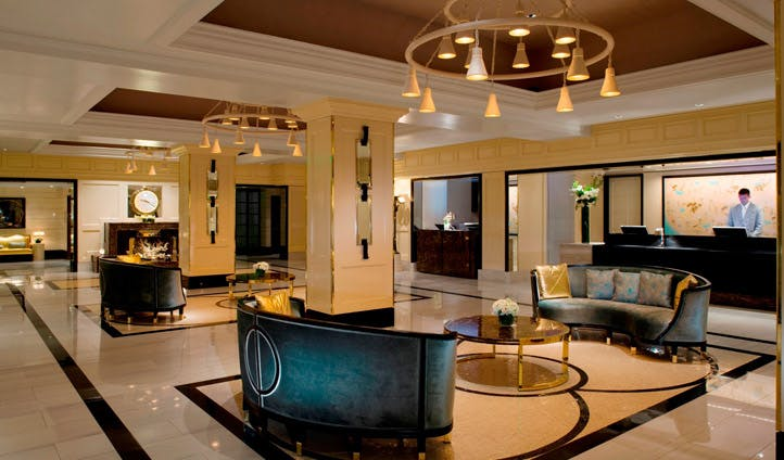 Luxury hotel | Hollywood | California