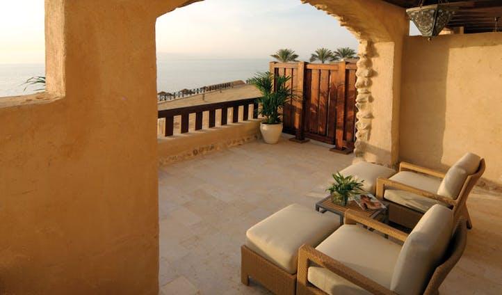 Mövenpick luxury Dead Sea hotel