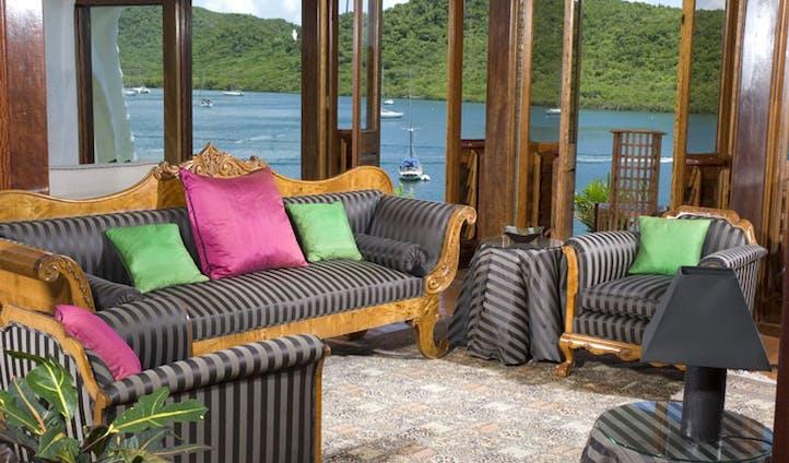 Luxury Grenadan hotel