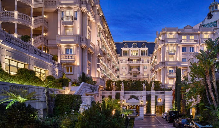 Hotel Metropole, Monte-Carlo