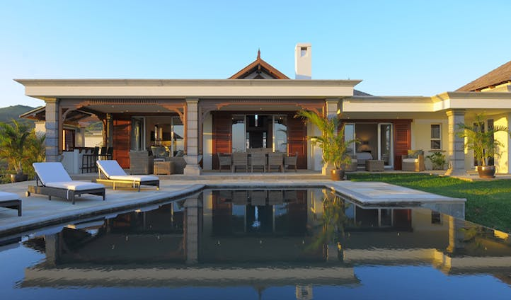 Immerse yourself in luxury in Heritage the Villas