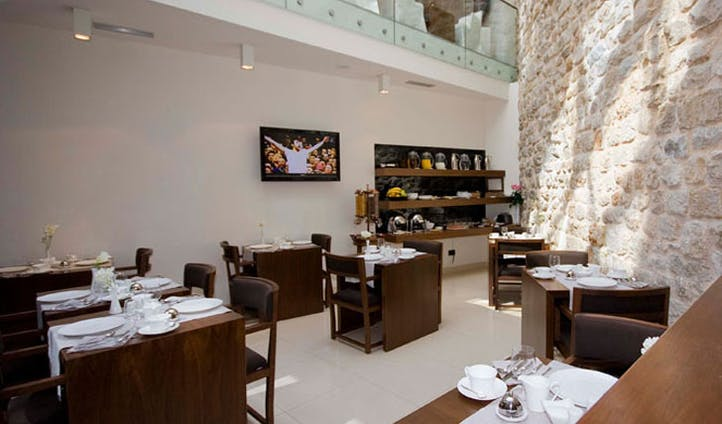 Restaurant at Hotel Marmont, Split