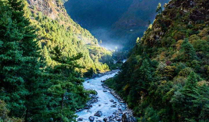 Trip to Nepal - Black Tomato