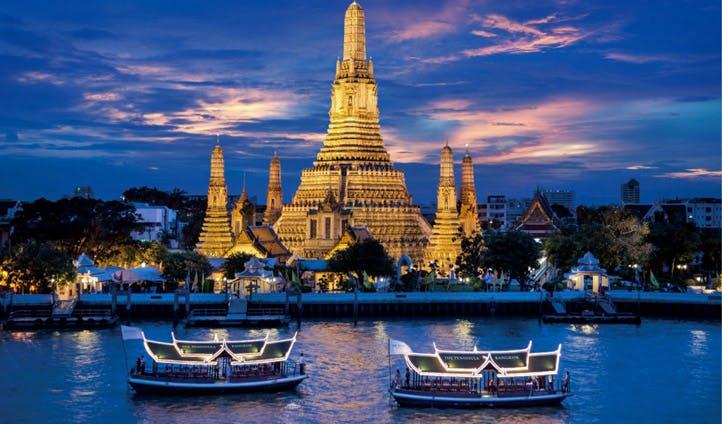 Peninsula Hotels Bangkok, Thailand