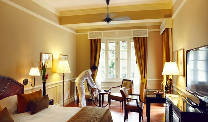 Luxury living at Raffles Le Royal