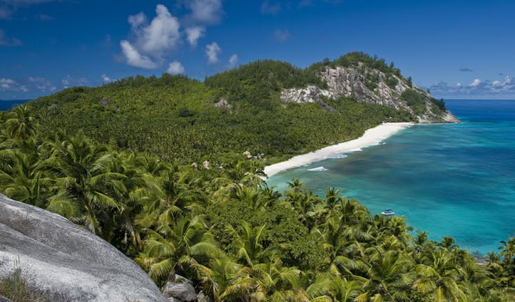 North Island Beach View