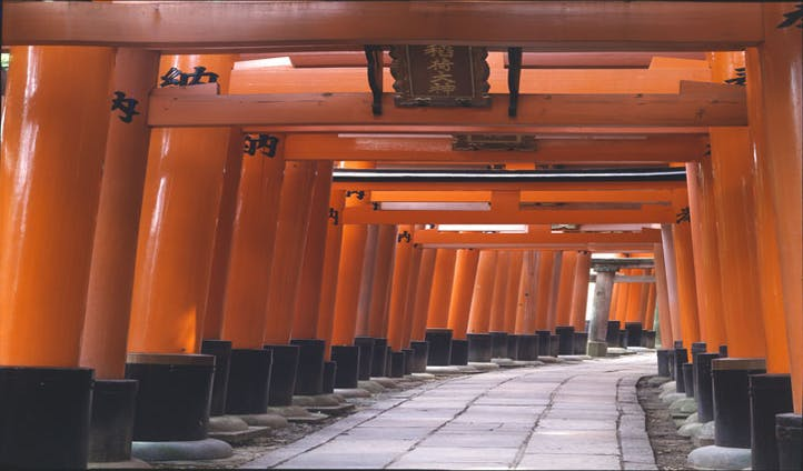 Luxury holidays in Kyoto