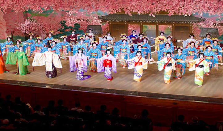 Traditional holidays in Kyoto