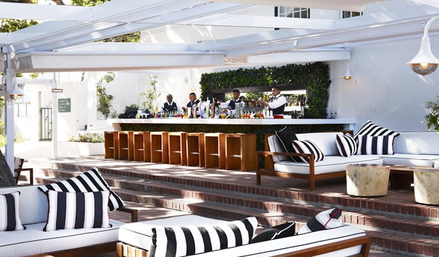 Home made cocktails, Alphen Hotel   Black Tomato