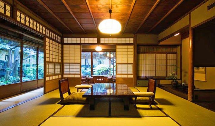Japanese Dining in Hiiragiya | Kyoto | Black Tomato