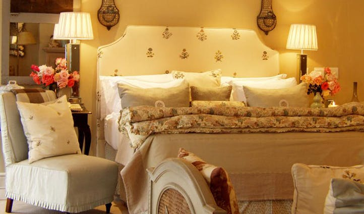 Luxurious Room, Kurland Hotel | South Africa | Black Tomato