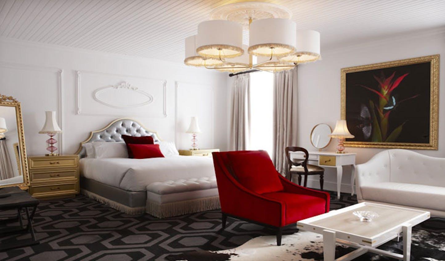 Master Bedroom, Alphen Hotel   Black Tomato
