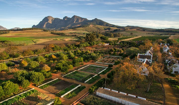 Babylonstoren | Luxury Hotels in South Africa