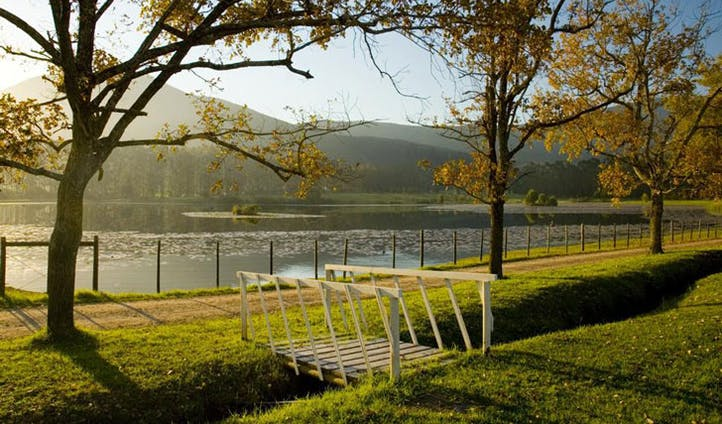 Walk along the water, Kurland Hotel | South Africa | Black Tomato