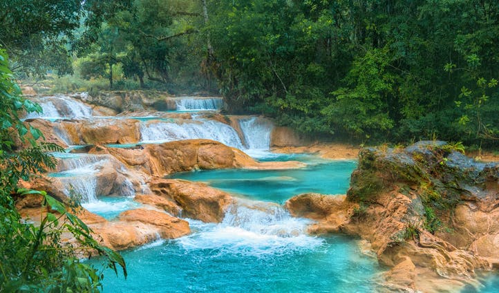 Agua Azul | Luxury Holidays in Mexico