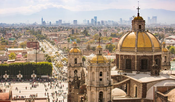 Mexico City | Luxury Holidays in Mexico