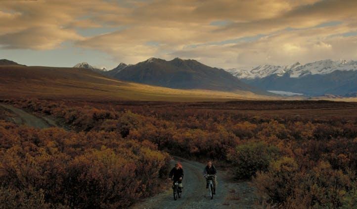 Luxury Alaska holidays