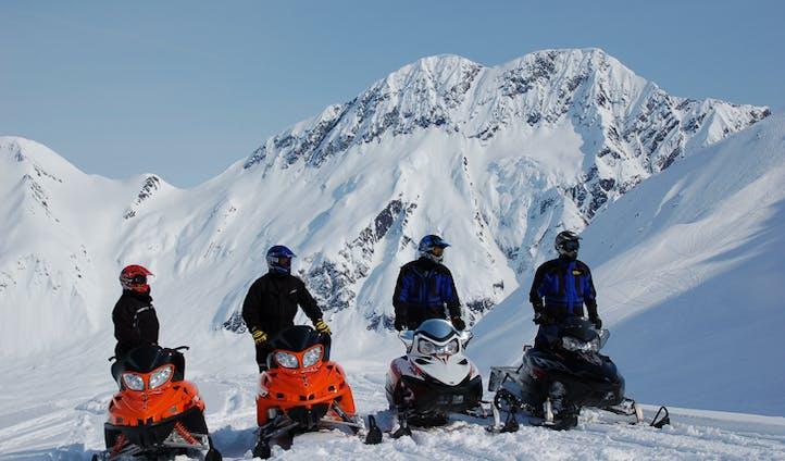 Luxury holidays in Alaska