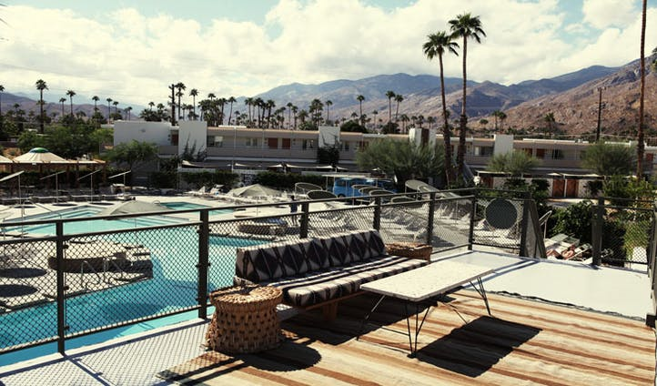 ACE Hotel | Palm Springs | Black Tomato