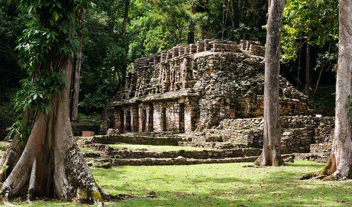 Yaxchilan | Luxury Holidays in Mexico