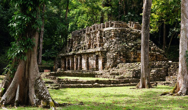 Yaxchilan | Luxury Holidays in Mexico