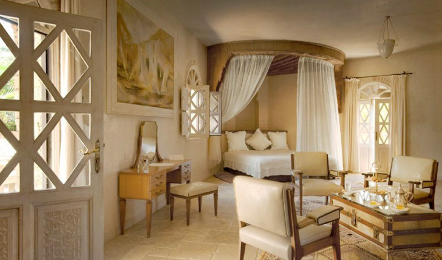 Your beautiful suite at La Sultana