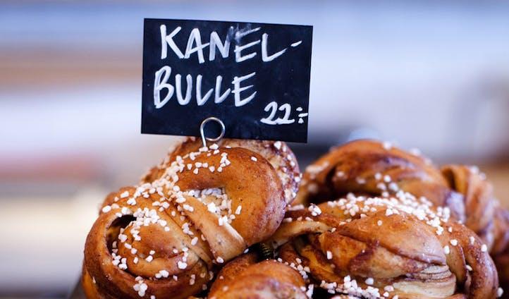 Tasty treats in Stockholm