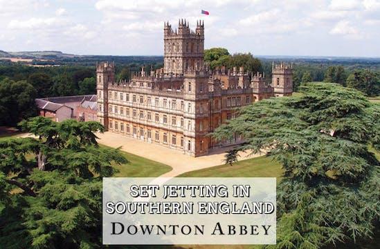 Downton Abbey | Set Jetting