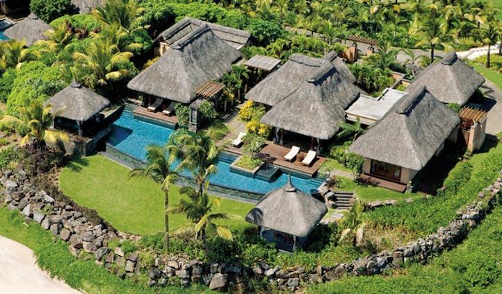 the shanti villa at the shanti maurice