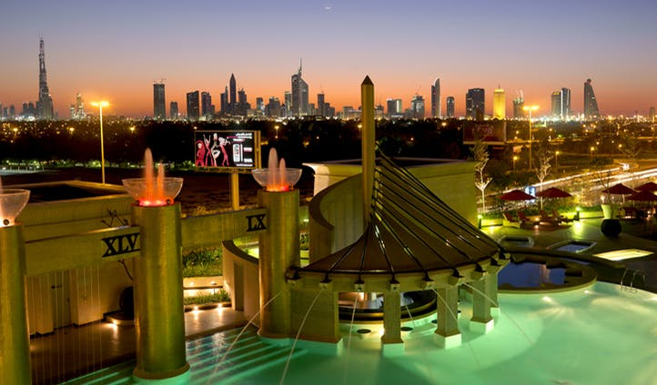 Raffles Dubai | Black Tomato
