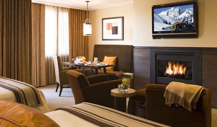 Mountainside Room | Aspen | Colorado | Luxury Holidays
