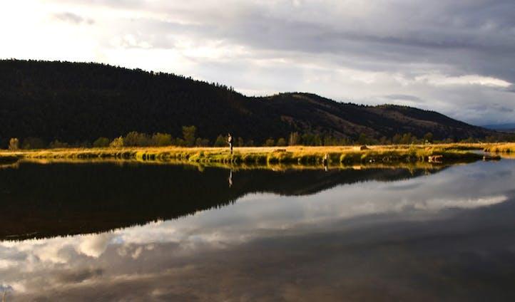 Lake at Rock Creek