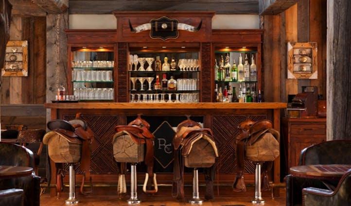 The Saloon Bar