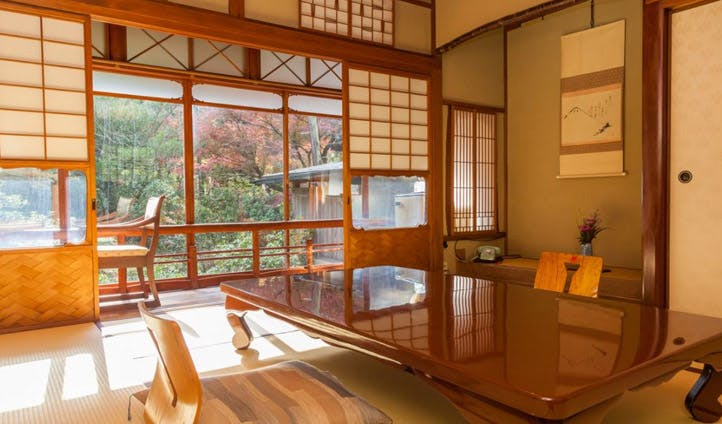 Shunken Tei Cottage