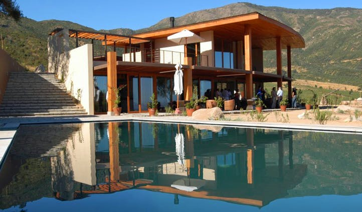 Holidays in Santa Cruz Chile