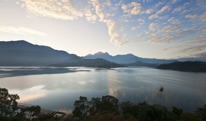 Lakes in Taiwan, Luxury Holiday Destination