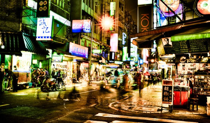 Taipei capital city of Taiwan