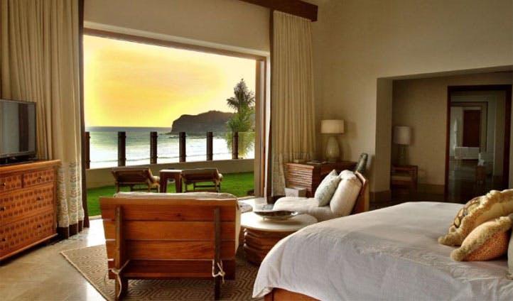 Bedroom view Mukul Resort