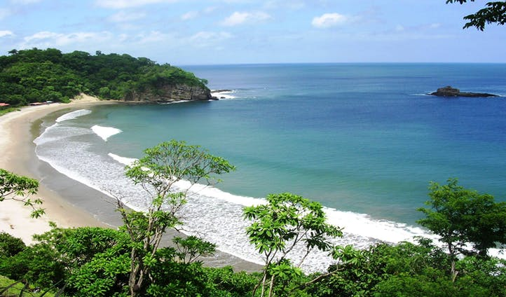 Luxury holiday to Central America