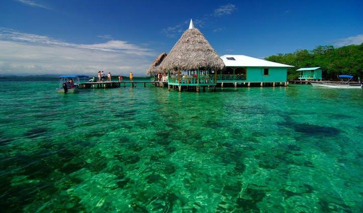 Luxury beach holidays in Panama