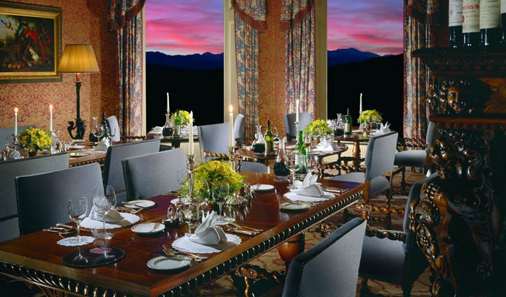 Luxury British Hotel