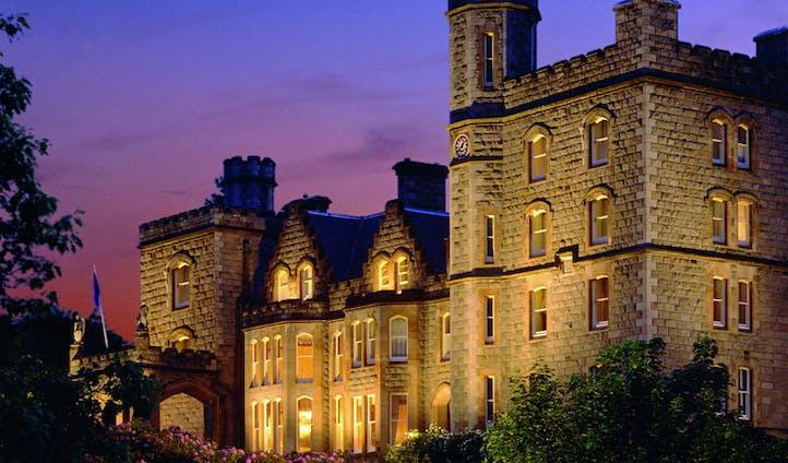 Luxury Scottish Hotel