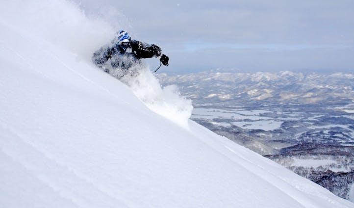 Luxury ski holidays in Japan