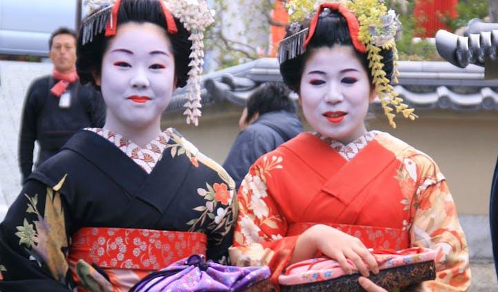 Luxury holidays in Japan